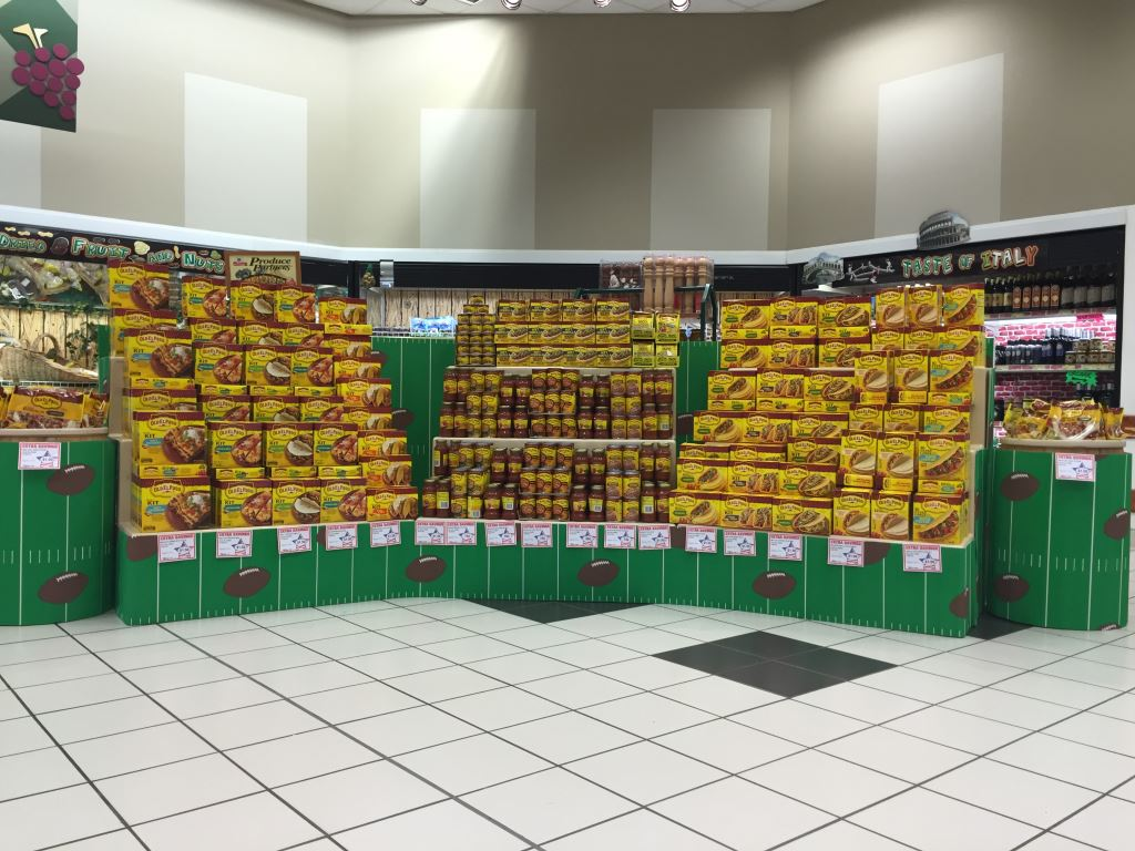 Gmi Dp 3 Super Bowl Display Naples Cmsy Jan 2016